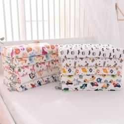 瑞莉安枕芯 50*30*7/9学生儿童卡通全棉枕套乳胶枕