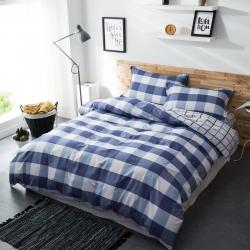 (总)三兄弟家纺全棉学生三件套宿舍单人床上用品套件