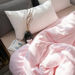 傲蕾良品纯棉高科技蓄能发热刺绣立体冬被加厚被子被芯超柔软贴身