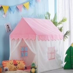 夢想屋 兒童游戲屋分床神器游戲帳篷小房子系列粉色