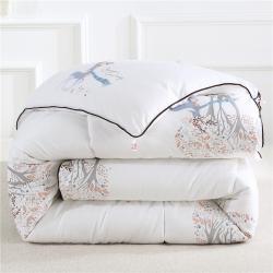 (总)梦佳宝 全棉天然新疆棉花被子加厚保暖被芯纯棉冬被芯床品