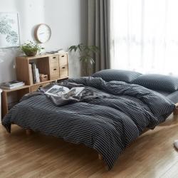 (总)北欧良品针织棉四件套天竺棉全棉无印良品专柜同步 床单款