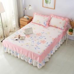 :爱妮玖玖 单品床罩类1-1:全棉普款单层床罩