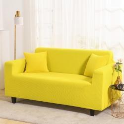2020款玉米粒沙發套搖粒絨萬能全包沙發套沙發罩跨境電商專供
