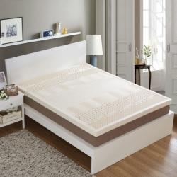 2020新品泰國乳膠床墊天然橡膠床墊榻榻米床墊顆粒按摩席夢思