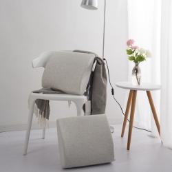万蒂纳泰国原装进口纯天然乳胶枕车用家用靠背枕10*35*38