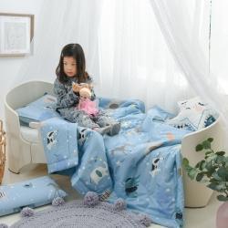 铭烨家纺2020新款40支全棉儿童夏被夏凉被空调被纯棉棉花被