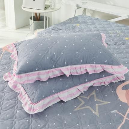 (总)爱妮玖玖 2020新款夹棉枕套45*75*2