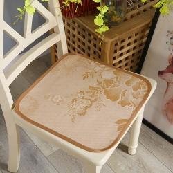 匯康席業 2020新款餐椅墊 金色