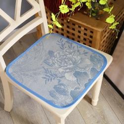 匯康席業 2020新款餐椅墊 藍色