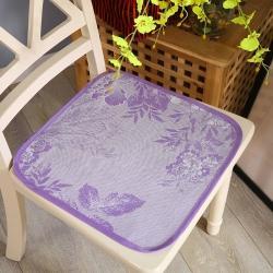 匯康席業 2020新款餐椅墊 紫色