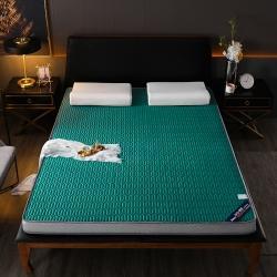 多詩曼 2020新款涼感乳膠床墊 墨綠色