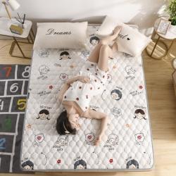 (總)金圣倫 2020新款親膚棉印花軟床墊