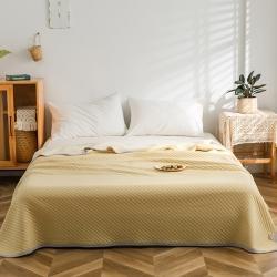 (總)傲蕾良品2020新款A類針織棉素色全棉夏被天竺棉空調被