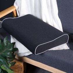 一粒麦子 2020新款全棉汗布乳胶枕40*60cm