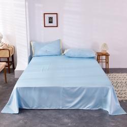 (总)壹点利家纺 水洗真丝单独单件单床单凉夏-系列