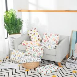 (总)桐格枕芯 新款儿童卡通乳胶枕针织全棉大童枕学生枕头枕芯