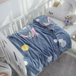 (总)澳美适婴儿毯儿童毛毯盖毯幼儿园午睡办公室盖腿毯礼品毯
