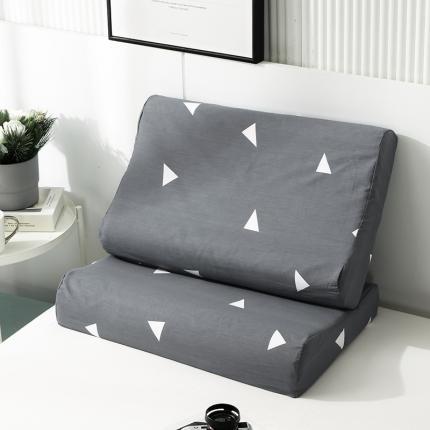 2020 全棉乳胶枕套一对装 爱巢