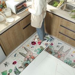 (总)聚港 2020新款厨房地垫
