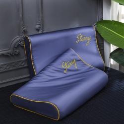 (总)大黄蜂 2020新款60s乳胶枕套