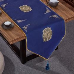 (总)北辰 2020新款麻布印花桌旗系列