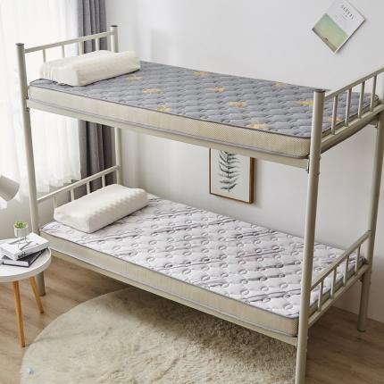 钻爱 2021新款蓝色星空系列学生款终版立体床垫 梦幻条纹