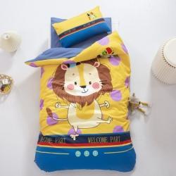 (总)A类全棉数码印花儿童套件幼儿园被子三件套宝宝午睡六件套