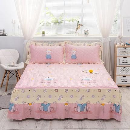 (总)爱妮玖玖 夏风系列 单品夹棉床裙
