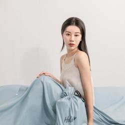 (总)梵朴 2020新款60支长绒棉隔脏睡袋