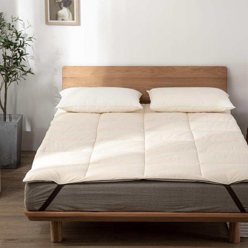 (总)子和 2020新款本色棉花床褥加厚被芯