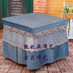 凯妃亚 2020新款烤火罩(电炉罩)80*80cm 纯真年代-蓝