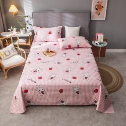 (总1)菲梵家纺 2020新款全棉单床单12868单品床单