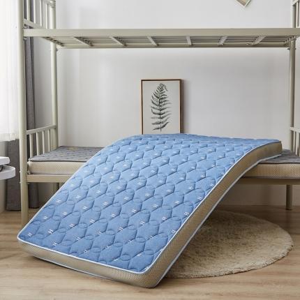 (总)钻爱 2021新款蓝色星空系列学生款终版立体床垫