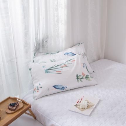 澳玛尼   2020新款ins全棉枕套一对 雅漾