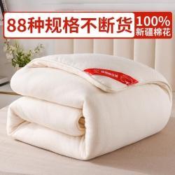 【88种规格全尺寸不断货】新疆棉花被棉絮被被芯每斤11.5元