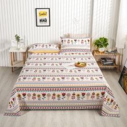 (总)质惠 2020新款12868全棉单床单