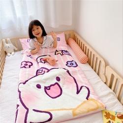 (总)美乐迪 2020新款儿童睡袋模特图