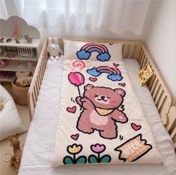 (总)美乐迪  2020新款儿童睡袋实拍图
