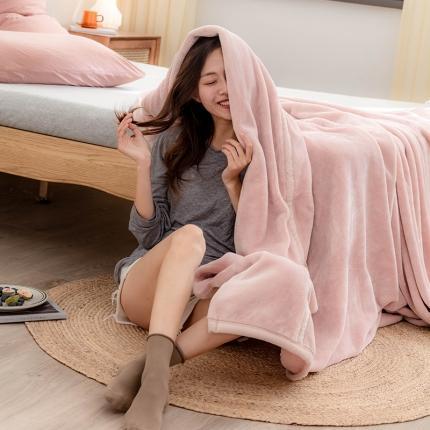(总) 寐眠 2020新款法莱绒毛毯
