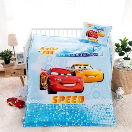 迪士尼家居馆 2020新款幼儿园多件套套件 汽车王子