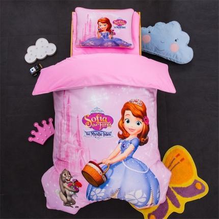 迪士尼家居馆 2020新款幼儿园多件套套件 甜美苏菲亚