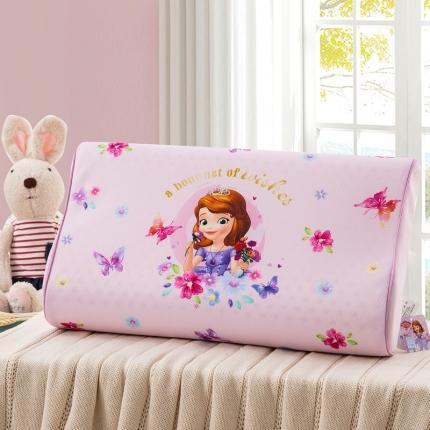 迪士尼 2020新款冰丝款乳胶枕梦幻苏菲亚