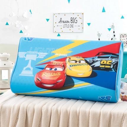 迪士尼 2020新款冰丝款乳胶枕闪电麦昆
