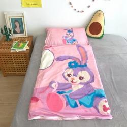 妙芙 2020新款豆豆毯神奇儿童睡袋(75*155) 达菲兔