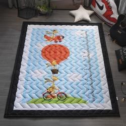总-澳泽北欧地垫野餐垫游戏垫宝宝爬爬垫床边垫客厅茶几沙发垫