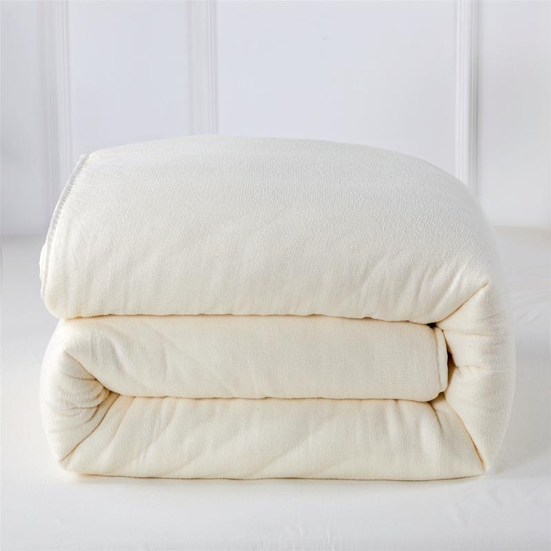 鱼鳞网机包边棉胎 全新疆棉花填充 材质包检测(12元一斤)