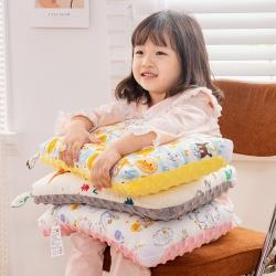 (总)十九色 2021新款豆豆定型枕儿童枕芯