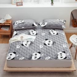 (总)戏梦家纺 2020新款法莱绒床垫