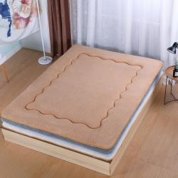 (总)芸茜床垫 2020新款保暖加厚羊羔绒床垫